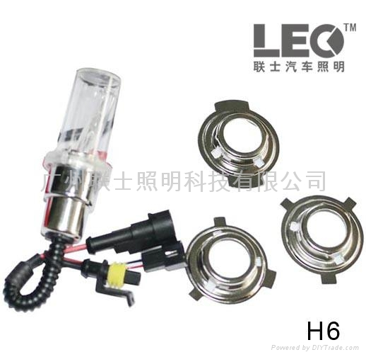 摩托車氙氣燈LEC818D 3