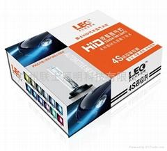 汽車HID氙氣燈伸縮燈H4
