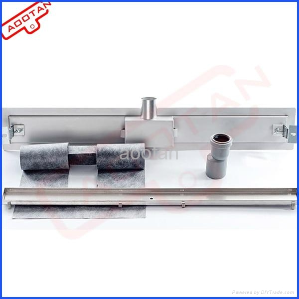 Stainless Steel Linear Drain  1