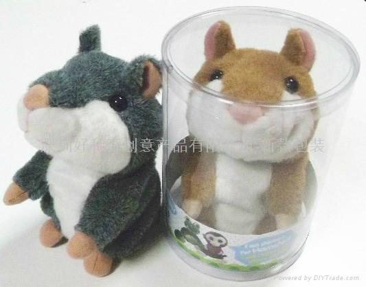请大家见识下散发着独特魅力的仓鼠娃娃吧!   我的可爱宠物仓鼠!