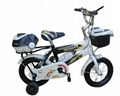 kids bike/children bicycle with rear