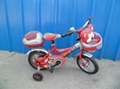 kids bike/children bicycle with rear tool box 2