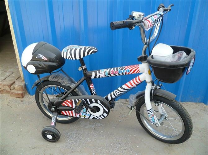 kids bike/children bicycle with rear tool box 3