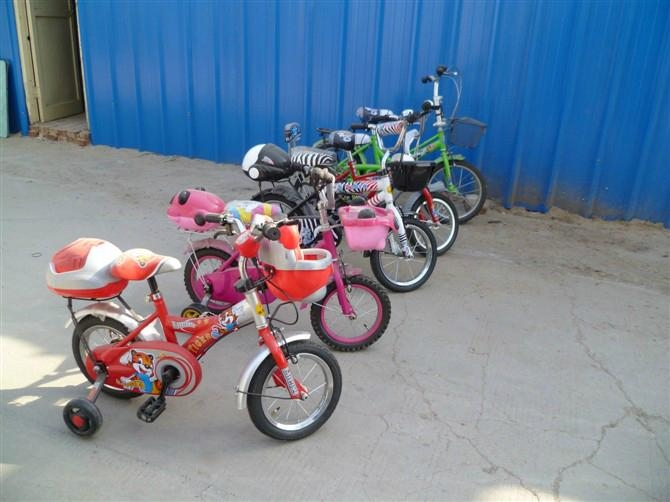 kids bike/children bicycle with rear tool box 4