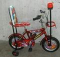 kids bike with alarm