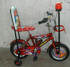 kids bike with alarm