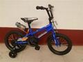 Nice kids bike with water bottle 4
