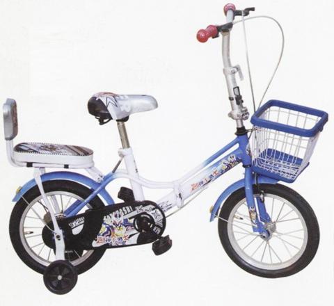 beautiful fold kids bike/children bicycle 3