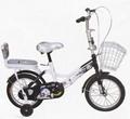 beautiful fold kids bike/children bicycle 4