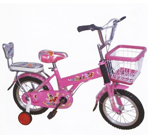 Hot seller kids bike with back rest 2