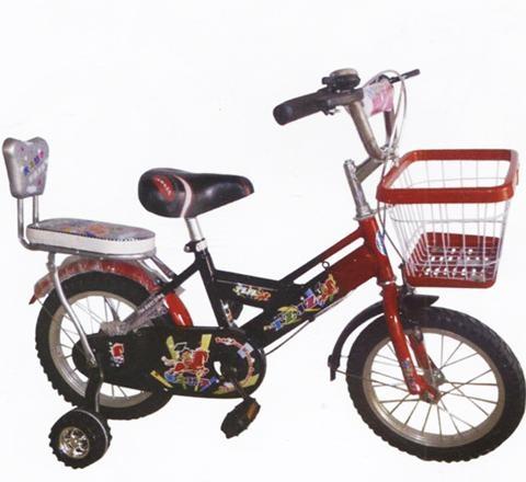 Hot seller kids bike with back rest 3