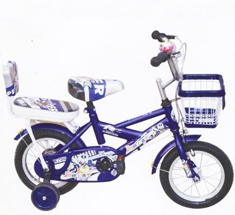Hot seller kids bike with back rest 4