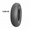 Motorcycle tires 1