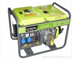 haiwe Diesel generator HD6500CLE