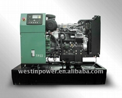 Perkins 7kva-2200kva Diesel Generator