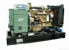 Cummins Diesel Generator set 100kva/80kw