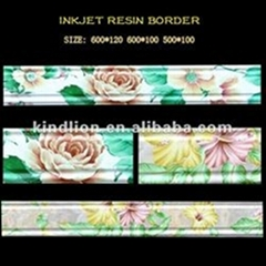 Ceramic borders,ceramic wall and floor tile china supplier