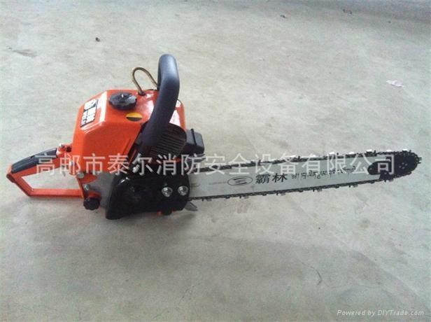 汽油鏈鋸 伐木工具 1