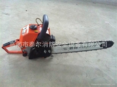 汽油鏈鋸 伐木工具