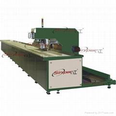 行走式PVC塗層布焊接機