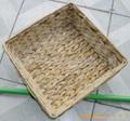 水草繩籃子 3