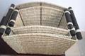 水草繩籃子 4