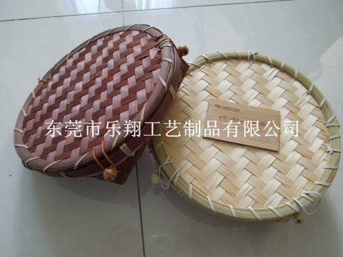 竹編茶葉盒廠家 3
