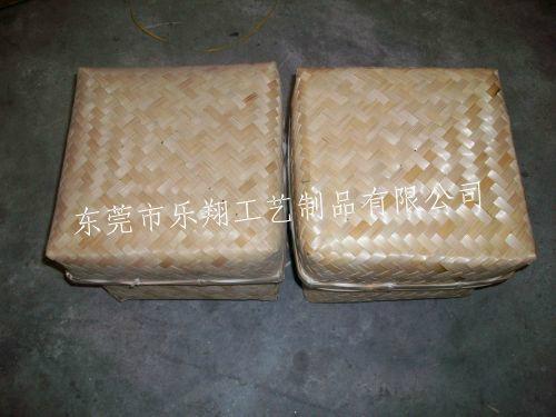 竹編茶葉盒廠家 5