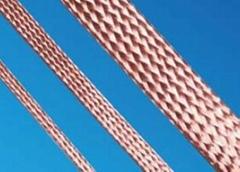 Tinning Copper Braid