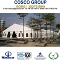 clear span tent for exhibition