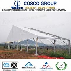 50m big trade show tent