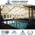 passageway shade tent at swimming pool 3