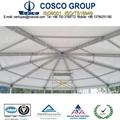 decagon  polygon tent inside