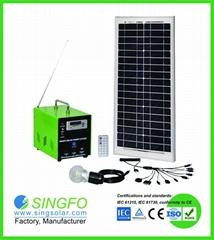 Solar Home Systems