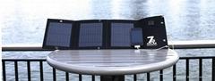 Solar Wallet Charger/Bag