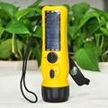 Solar Flashlight/Torch