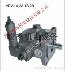 葉片泵VDV-2C-F54-D-35