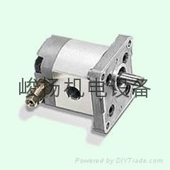 齒輪泵PR2-008(帶調壓閥)