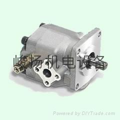 齒輪泵PR1-030(帶調壓閥)
