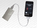 5600mAh portable power bank mobile charger for iPad,iphone,blackberry,samsung 4