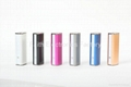 2013 portable power bank high quality charger for iphone,camera,blackberry 1
