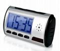 V001 Spy Clock /Multi-Fuction HD Clock