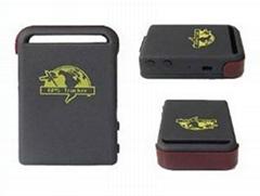 TK102 GPS tracker
