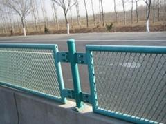 江西桥梁防眩网