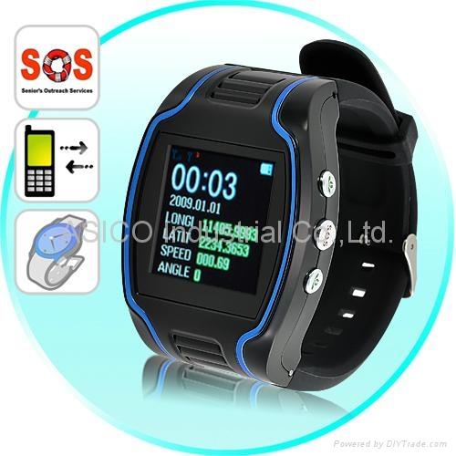 GPS tracker Watch 1