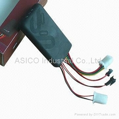 Multi-functional vehicle GPS tracker for car, motorcycle, electrocar and bike