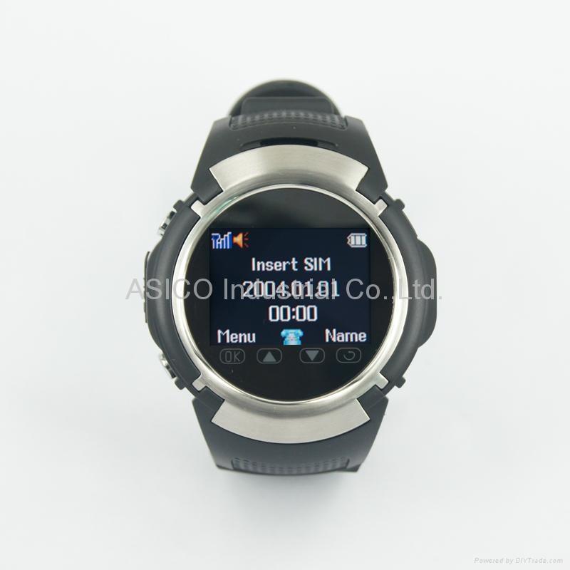Watch GPS tracker 2