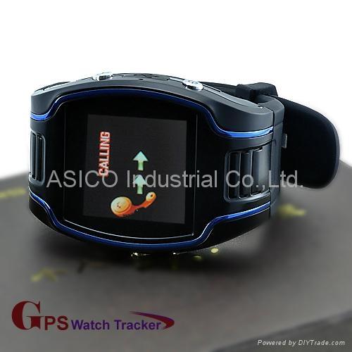 GPS tracker Watch 4