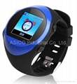 Cute GPS Phone Watch Kids Tracker+ Web Base Real-Time Tracking+MP3/4 Playe 4