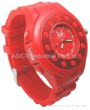 Children Watch Tracker with SOS Button and Bluetooth and  Stereo Speakers 3